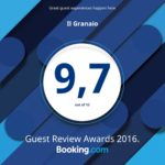 Reward Booking 2016 Il Granaio